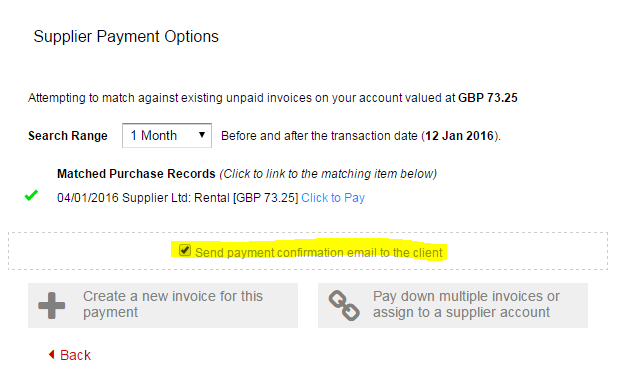 Remittance Advice Slips support QuickFile – Remittance Advice Slip