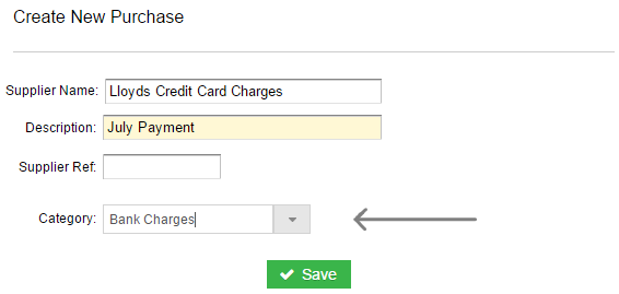 Managing credit cards in quickfile banking quickfile you can store as many credit cards as you like in quickfile and this accounting method can also be used for loans and mortgages the principle is much the reheart Choice Image