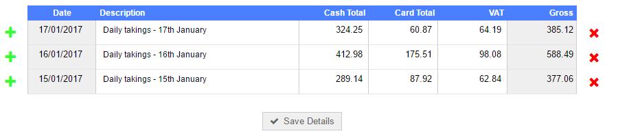 cash register tool invoicing quickfile
