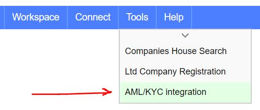 MLVerify com - AML/KYC Management System - Integrations - QuickFile